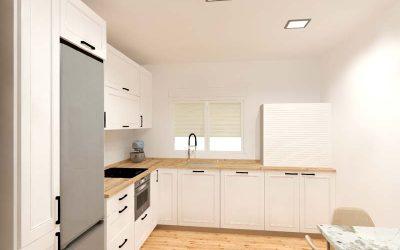 Muebles de cocina en Llodio