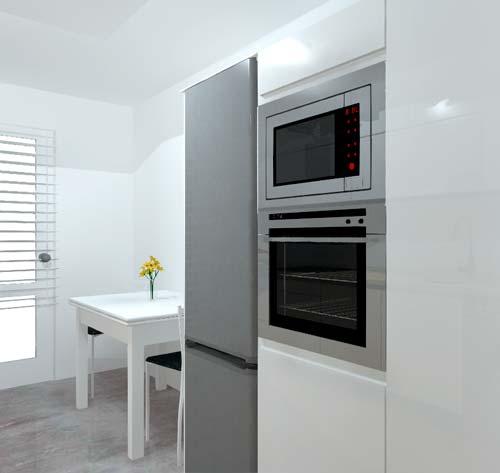 Hurblan tienda de muebles de cocina para Llodio Laudio Bilbao Amurrio