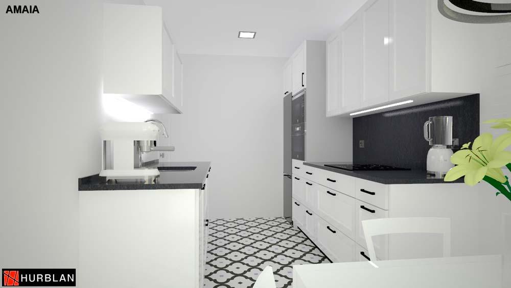 Muebles de cocina en Llodio, Amurrio y Bizkaia